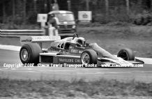 Penske PC4 . John Watson. Photo Italian GP, Monza 1976